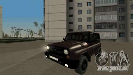 Chasseur de SAMU 77RUS pour GTA San Andreas
