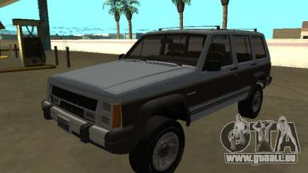 Jeep Cherokee Wagoneer Limited 1987 für GTA San Andreas