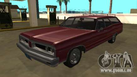 Regina Dundrealy Ma version pour GTA San Andreas