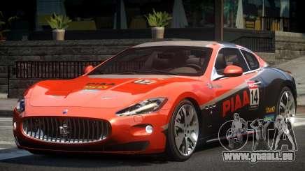Maserati GranTurismo GS L5 pour GTA 4
