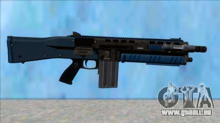 GTA V Vom Feuer Assault Shotgun LSPD V12 pour GTA San Andreas