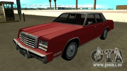 Chrysler Newport 1980 pour GTA San Andreas