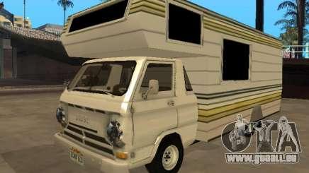 Dodge A-100 Camping-car pour GTA San Andreas