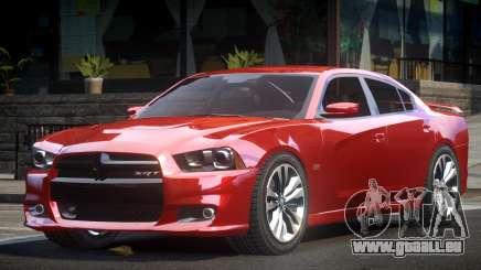 Dodge Charger SRT8 P-Tuned für GTA 4