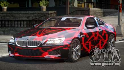 BMW M6 F13 GS PJ5 pour GTA 4