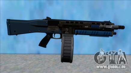 GTA V Vom Feuer Assault Shotgun LSPD V11 pour GTA San Andreas