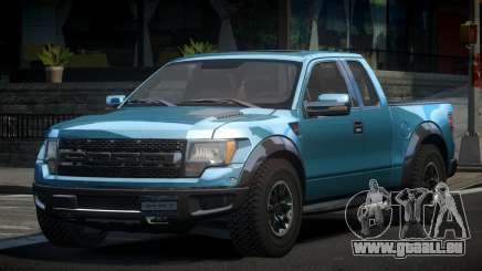 Ford F-150 GST Tuning pour GTA 4