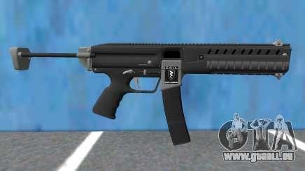 GTA V Combat PDW Extended für GTA San Andreas