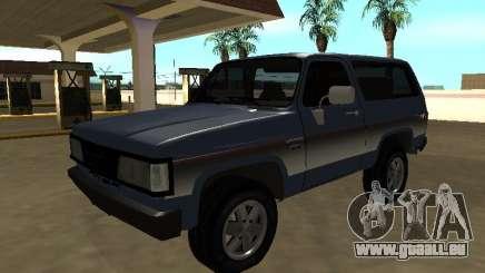 Chevrolet Bonanza en 1994 pour GTA San Andreas