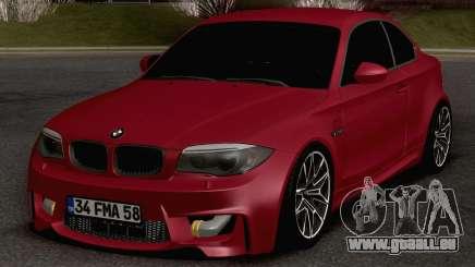 BMW M135i Coupe pour GTA San Andreas