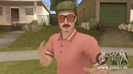 Average Peds (VCS) Pack 15 V1 pour GTA San Andreas