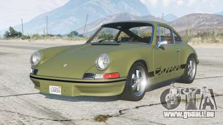 Porsche 911 Carrera RS (911 Series I) 1972 pour GTA 5
