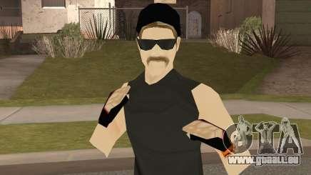 Keller Marx  VochitoLoquendero Skin pour GTA San Andreas