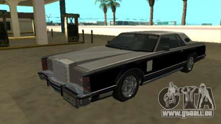 Lincoln Continental Mark V 1979 für GTA San Andreas