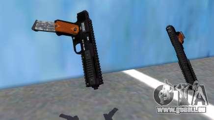 GTA V AP Pistol Extended für GTA San Andreas