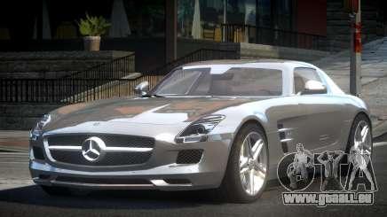 Mercedes-Benz SLS BS A-Style pour GTA 4