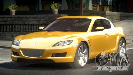 Mazda RX-8 SR für GTA 4