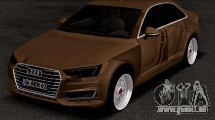 Audi A4 2.0 Quattro (Air) pour GTA San Andreas