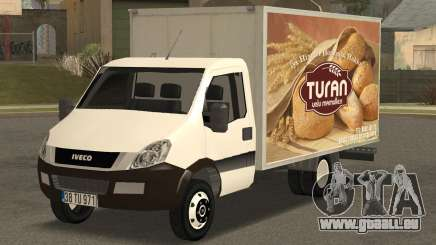 Iveco Daily TR Plates pour GTA San Andreas