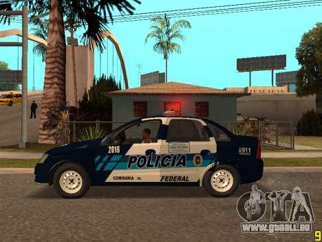 Chevrolet Corsa PFA pour GTA San Andreas