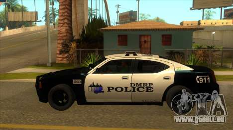 DMRP Dodge Charger Police pour GTA San Andreas