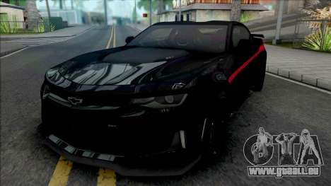 Chevrolet Camaro ZL1 Hennessey Exorcist pour GTA San Andreas