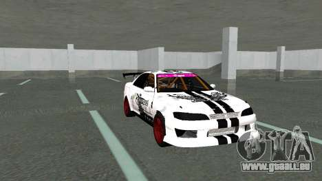 Toyota Mark ll Tuning pour GTA San Andreas
