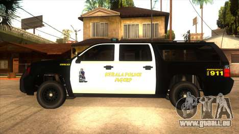 MGCRP Police Voiture Mod pour GTA San Andreas