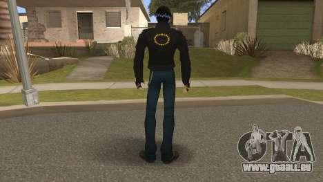 KYO KOF XV pour GTA San Andreas