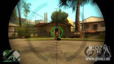 GTA5 HUD by DK22Pac pour GTA San Andreas