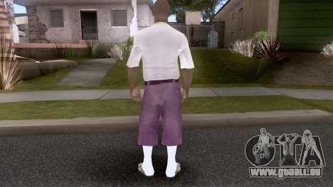 Tupac Amaru Shakur - Machiavelli pour GTA San Andreas