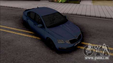 Skoda Octavia 2018 pour GTA San Andreas