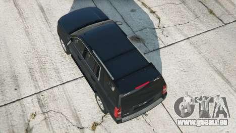 Chevrolet Tahoe FBI