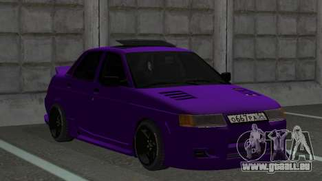 Vaz 2110 Tuning pour GTA San Andreas