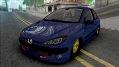 Peugeot 206 by ErFan