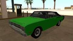 Dodge Charger RT Brésilien 1971