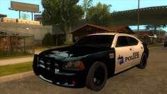 DMRP Dodge Charger Police