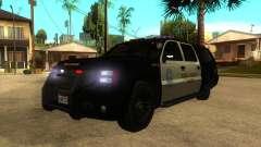 MGCRP FBI RANCHER MOD pour GTA San Andreas
