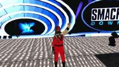 WWF No Mercy Style Kane Skin (1999)