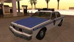 Chevy Caprice 1987 NYPDT Police Version éditée