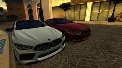 BMW M8 Competition pour GTA San Andreas
