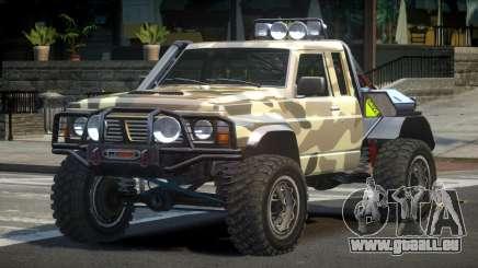 Nissan Patrol Off-Road L3 pour GTA 4