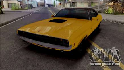 GTA V: Bravado Gauntlet Classic pour GTA San Andreas