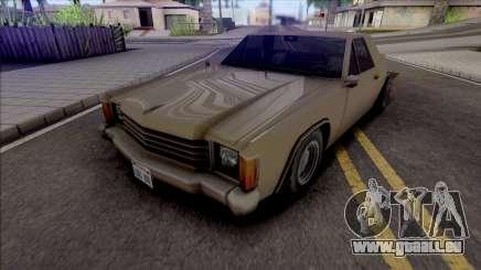 Picador Custom für GTA San Andreas