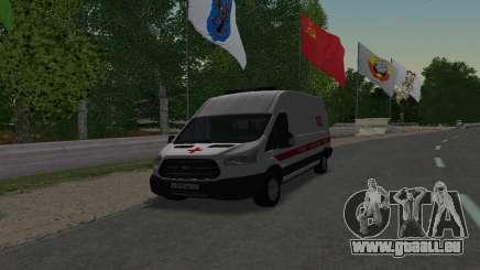 Ford Transit Ambulance Medical Aid für GTA San Andreas