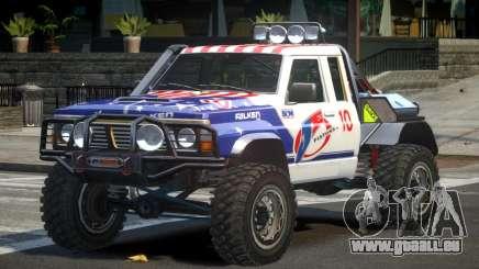 Nissan Patrol Off-Road L4 pour GTA 4