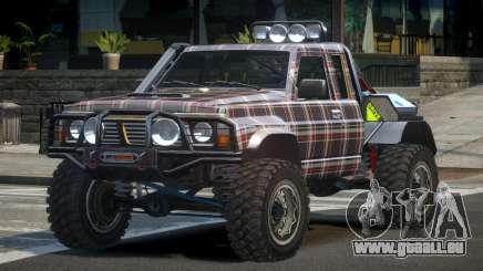 Nissan Patrol Off-Road L5 pour GTA 4