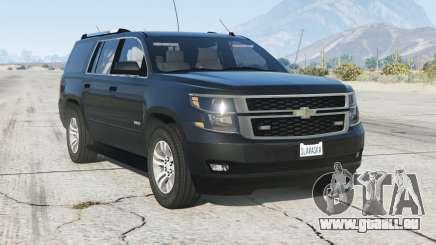 Chevrolet Tahoe FBI für GTA 5