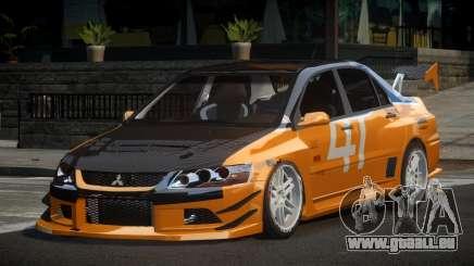 Mitsubishi Lancer IX SP Racing L4 für GTA 4