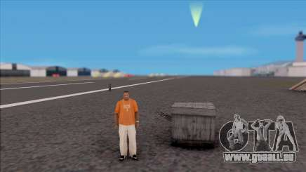 Simple and Practical Ammu-Nation pour GTA San Andreas